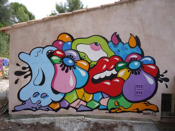 """Résultat de recherche d'images pour """"yosh graffiti"""""""