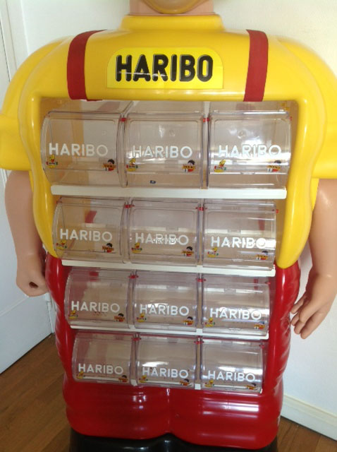 pr sentoir bonbons haribo pas cher tracteur agricole. Black Bedroom Furniture Sets. Home Design Ideas